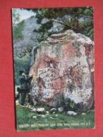 Devil's Tombstone  Stony Clove Notch  New York > Catskills----  Ref 3617 - Catskills