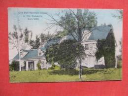 Old Van Vechten House  New York > Catskills----  Ref 3617 - Catskills