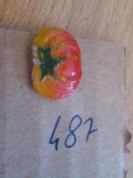 Pas Pin's Mais EPINGLETTE ANNEES 70/80 Origine EUROPE DE L'EST YOUGOSLAVIE : N°487 CITROUILLE - Autres