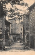 CPA SAINT-CHRISTOL (Vaucluse) - Rue Du Portail - Autres Communes