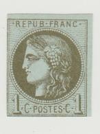 France : Emission De Bordeaux N° 39 - Neuf SG - - 1870 Emission De Bordeaux