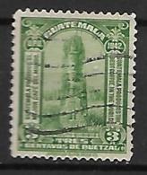 GUATEMALA      -   1942 .    Meilleur Producteur Mondial De Café.  Oblitéré . - Guatemala