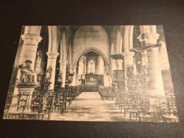 BAVICHOVE Bavikhove - Harelbeke - Binnenzicht Der Kerk - Harelbeke