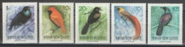 Papouasie-Nouvelle-Guinée - YT 667-671 ** MNH - 1993 - Oiseaux - Birds - Papouasie-Nouvelle-Guinée