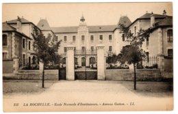 LA ROCHELLE - Ecole Normale D'Instituteurs. Avenue Guiton - La Rochelle