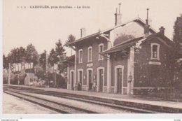 CAZOULES La Gare - France