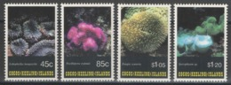 Cocos (Keeling) Islands - YT 267-270 ** MNH - 1993 - Faune Marine - Coraux - Kokosinseln (Keeling Islands)