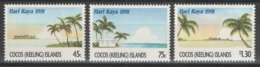 Cocos (Keeling) Islands - YT 237-239 ** MNH - 1991 - Cocos (Keeling) Islands