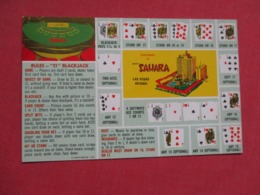 Rules Black Jack Las Vegas Nevada   Playing Cards       Ref 3617 - Playing Cards