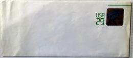 ETATS-UNIS USA Entier Postal Ganzheit Stationary Avec Hologramme Hologram Station Spatiale Navette Shuttle Space [GR] - Entiers Postaux