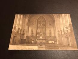 AVELGHEM - AVELGEM - Institut St J Berchmans - Binnenzicht Der Kapel - Avelgem