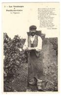 POUIILY SUR LOIRE (58) - AGRICULTURE - VITICULTURE - Les Vendanges à Pouilly Sur Loire - Le Vigneron - Landbouw