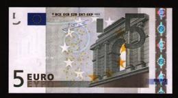 5 EURO ★ U008 A1 ★ PORTUGAL (M)  U008A1 - UNC - NEUF - FDS. Trichet Signature - EURO