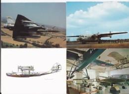 Aviation -- Lot De 32 Cartes + 3 Lettres De Chalais-Meudon - 15e Cie De L'Air - Aviazione