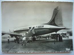 Avion / Airplane / AIR FRANCE / Concorde Douglas DC-4 / Seen At Marignane Airport - 1946-....: Modern Era