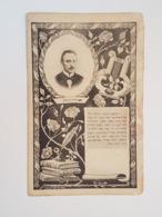 Judaica Jewish Famous Isaac Erter Stanislau Galizien Pc Ca1910's Judaika Juif Juive - Jewish