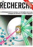 La Recherche N° 184 - Janvier 1987 (TBE+) - Sciences