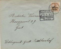 Sint-Nicolaas  Vers Gent (Etappen) - WW I