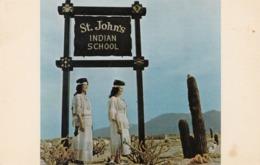 St Johns Indian School , Laveen , Arizona , 50-60s - Native Americans