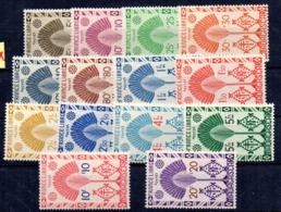 Serie  Nº 265/78 Madagascar - Nuevos