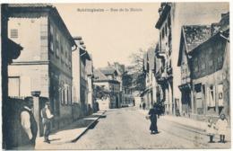 SCHILTIGHEIM - Rue De La Mairie - Schiltigheim