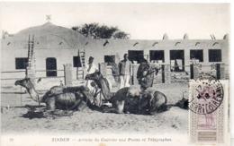ZINDER - Arrivée Du Courrier Aux Postes Et Télégraphes (Chameaux)  (116343) - Niger
