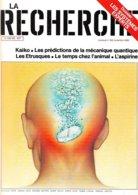 La Recherche N° 182 - Novembre 1986 (TBE+) - Sciences