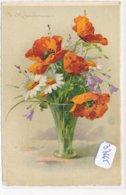 CPA - 37665 - Illustrateurs - Motif Floral Par  Catharina Klein - Envoi Gratuit - Klein, Catharina
