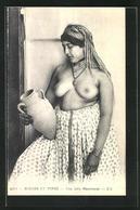 AK Une Jolie Mauresque, Arabische Nackte Frau - Non Classés