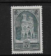 France Timbres De 1929/31  N°259  Neuf * Tres Petite Charnière (cote 135€) - France