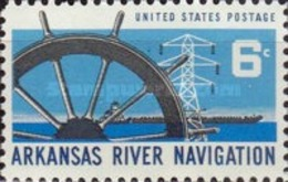United-States - Arkansas River Navigation  -1968 - Etats-Unis