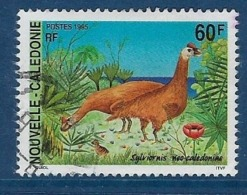 """Nle-Caledonie YT 681 """" Faune Indigène """" 1995 Oblitéré - Neukaledonien"""