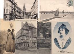 A SAISIR BEAU LOT DE 2000 CPA TOUTE FRANCE - - 500 Postcards Min.