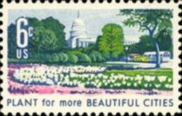 United-States - Beautification Of America  -1969 - Etats-Unis