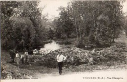 79 - THOUARS VUE CHAMPETRE - Thouars