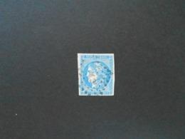 CERES 20 C Type II Report 1 Y&T 45A, état TB - 1870 Emissione Di Bordeaux
