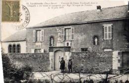 79 -LOUBLANDE COUVENT DE CLAIRE FERCHAUD - Andere Gemeenten