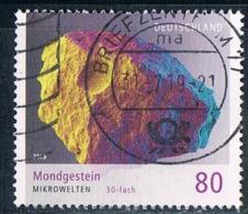 2019  Mikrowelten  (Mondgestein) - [7] Federal Republic