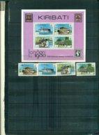 KIRIBATI LONDON 80 4 VAL + BF NEUFS A PARTIR DE 0.75 EUROS - Kiribati (1979-...)