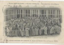 Paris  Ecole Duvigneau  Boulevard  Pereire Place De Wagram - Frankreich