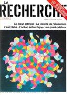 La Recherche N° 178 - Juin 1986 (TBE+) - Sciences