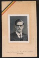 GESNEUVELD TE LAARNE 1944 - RICHARD OSSELAERE - OVERMERE 1920    2 AFBEELDINGEN - Obituary Notices