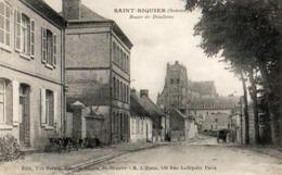 80 SAINT-RIQUIER ROUTE DE DOULLENS - Saint Riquier