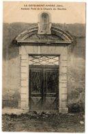 LA COTE-SAINT-ANDRE - Ancienne Porte De La Chapelle Des Récollets - La Côte-Saint-André