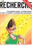 La Recherche N° 168 - Juillet-août 1985 (TBE+) - Sciences
