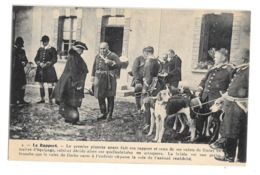(24709-00) Chasse - Le Rapport - Caza