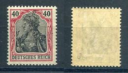 D. Reich Michel-Nr. 90IIb Ungebraucht - Geprüft - Ungebraucht