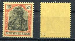 D. Reich Michel-Nr. 88IIb Postfrisch - Geprüft - Ungebraucht