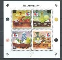 "Nle-Caledonie Bloc YT 17 BF "" Philatélie Philakorea "" 1994 Neuf** - Blocks & Kleinbögen"