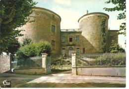MONISTROL SUR LOIRE - Le Vieux Château Des Evêques - Monistrol Sur Loire
